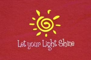 Elements Shining Light
